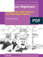 Donald Trump, Media Spectacle, And Authoritarian Populism-SensePublishers (2016)