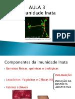 Aula 3 - Imunidade Inata(1)