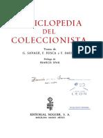 Enciclopedia Del Coleccionista