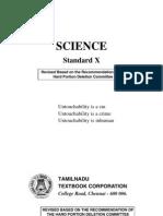 Tamilnadu Std10 Science EM