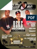 GeeChee One Magazine Volume 11 Issue 1