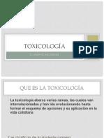 Reyes Toxicologia