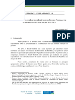 Estudo Comportamento Dos Partidos No Senado 2015 Boletim_n.19