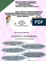 Presentación Araly y Wilfredo