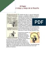 Fenomenología Del Relajo y Maneras de Hablar en México