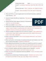 Study Guide HA2