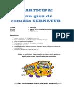 Afiches Para Profesores Gira Estudio