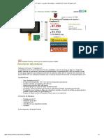 "Raspberry Pi® Pantalla LCD Touch 7"" Raspberry PI"