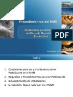 01_Procedimientos Del MME