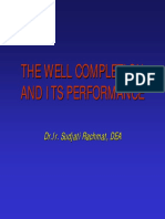 5. Well Completion and Its Performance