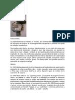 PULSIOXIMETRÍA
