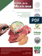 Composición de La Carne Mexicana