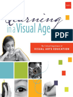 learning in a visual age