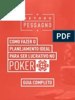 eBook Planejamentonopoker - Método Pessagno