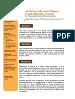 habitat-lesson pdf