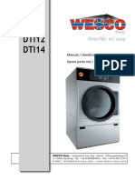 Drying Tumbler DTI10 - DTI14