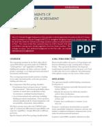 Essential Elements of a Paris Climate Agreement
