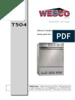 Drying Tumbler T504
