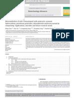 Bioremediación de Suelos Contaminados Con Pesticidas