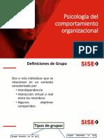 Psicología Del Comportamiento Organizacional