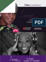 Homenaje Vida de Palabras 2015- Leonor González Mina