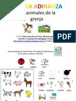 Adivinanzas Los Animales de La Granja