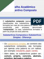 Plural Subst Compostos