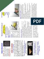 Sasi Art Classes Jun Jul 2017 Brochure