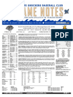 6.7.17 at MIS Game Notes