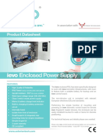 product datasheet enclosed power supply