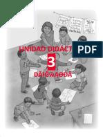 4to Grado Unidad Didactica Mate