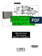 AHU Configuration Manual