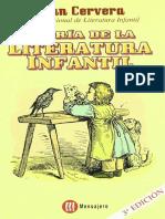 TEORIA_DE_LA_LITERATURA_INFANTIL. Juan_Cervera. Ed. Mensajero.pdf