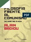 2013 La filosofía frente al comunismo De Sartre a hoy (fragmento).pdf