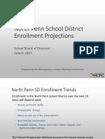 North Penn School District Final Presentation