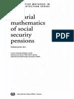 175 1999 Actuarial Mathematics