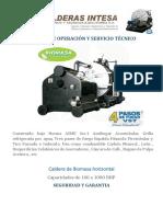 03 Manual de Caldera de Biomasa