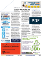 Pharmacy Daily for Thu 08 Jun 2017 - Vaccination a pharmacy 'game-changer', Excellence awards now open, New GuildCare POTY criteria, Travel Specials and much more