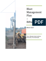 1.Revised Blast Management Plan Final