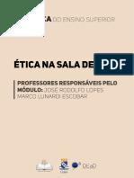 Ética - Didática Do Ensino Superior