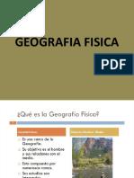 1 - Geografia Fisica - Definiciones Basicas -Usil 2015