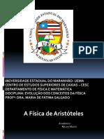A Física de Aristóteles.pptx