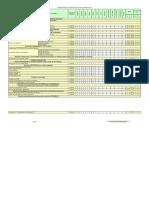 Indicadores de Evaluación Laboratorio C. S. Calamarca 2017 -- 22