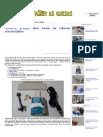 Arduino, Projeto Dois Sinais de Trânsito Sincronizados