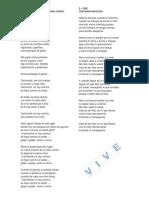 Letra Vive