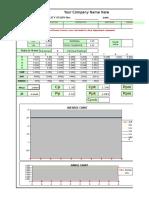 Capability Index calculator