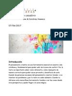 Monografìa Pensamiento Crìtico Annie Cuevas