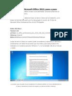 Instalar Microsoft Office 2013-PASO a PASO