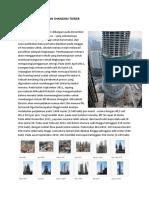 Paper Shanghai Tower