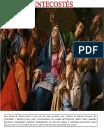 La Fiesta de Pentecostés